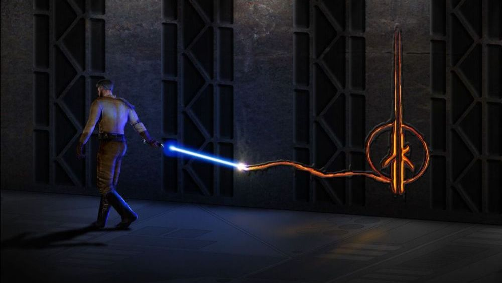 Jedi Knight 2 Outcast